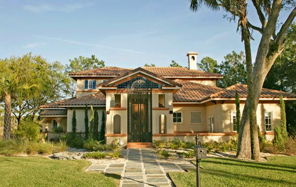 Marshside Spanish Villa